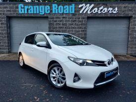 2013 Toyota Auris 1.4 ICON D-4D Diesel Manual  – Grange Road Motors Cookstown