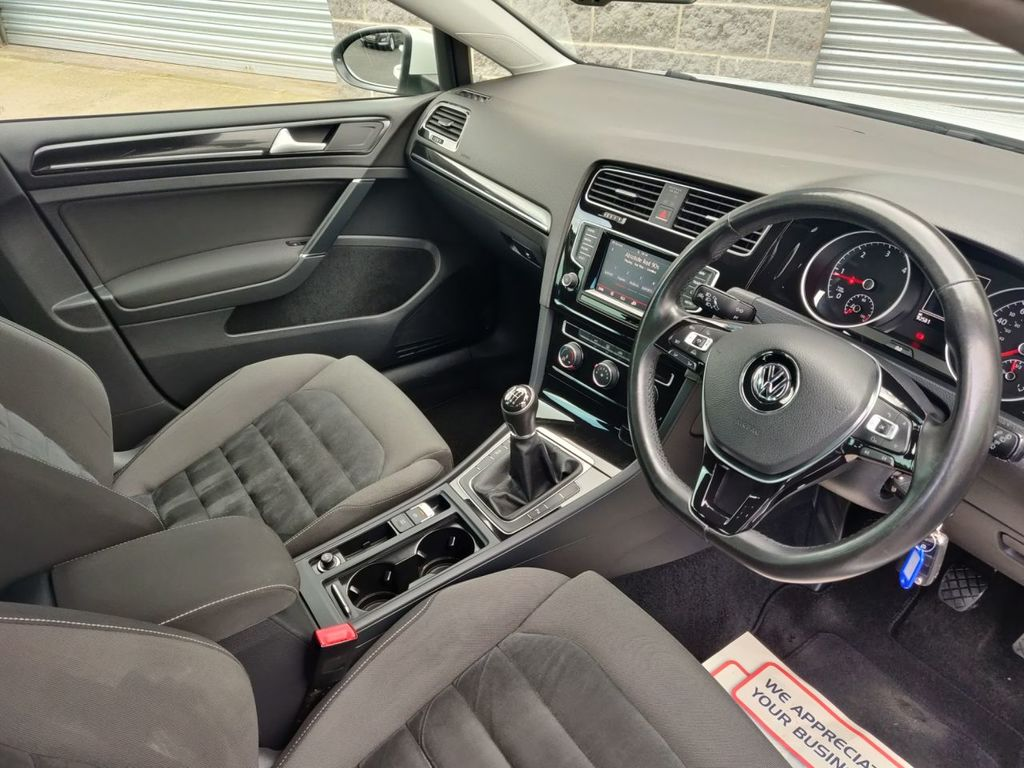 2013 Volkswagen Golf 2.0 GT TDI BLUEMOTION TECHNOLOGY Diesel Manual  – Grange Road Motors Cookstown full