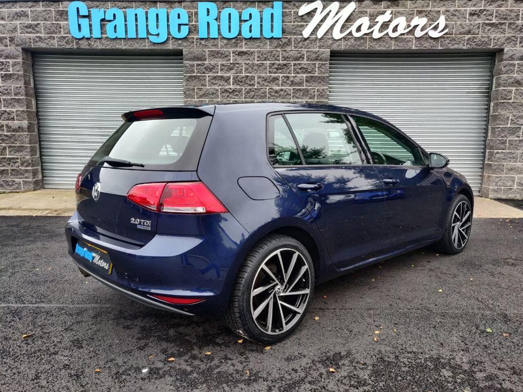 2013 Volkswagen Golf 2.0 SE TDI BLUEMOTION TECHNOLOGY Diesel Manual  – Grange Road Motors Cookstown full