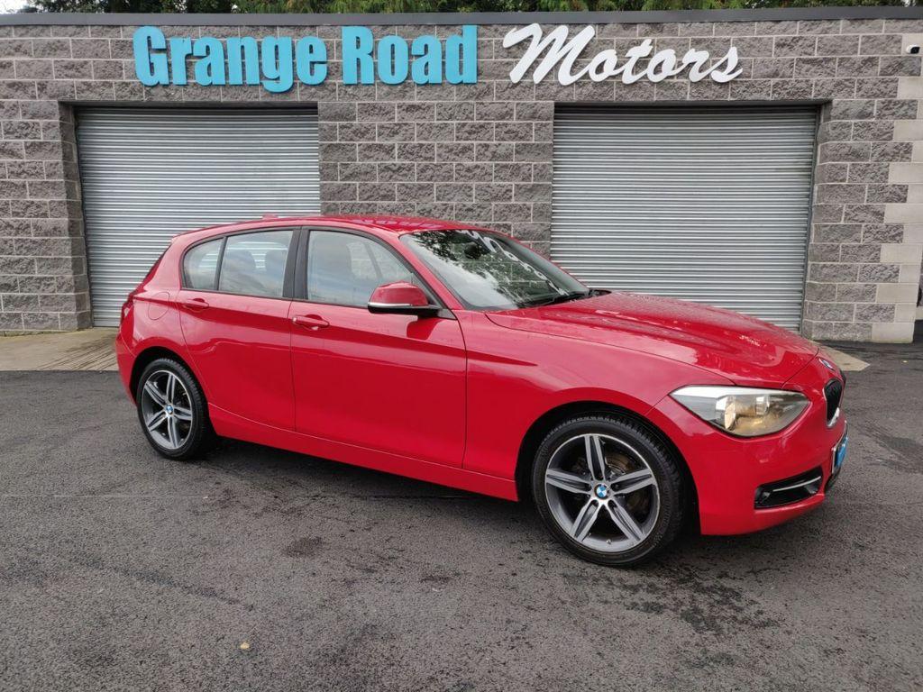 2014 BMW 1 Series 2.0 116D SPORT Diesel Manual  – Grange Road Motors Cookstown full