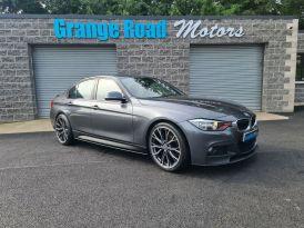 2014 BMW 3 Series 2.0 318D M SPORT Diesel Manual  – Grange Road Motors Cookstown