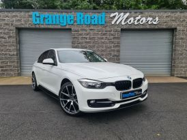2014 BMW 3 Series 2.0 318D SPORT   M-PERFORMANCE Diesel Manual  – Grange Road Motors Cookstown