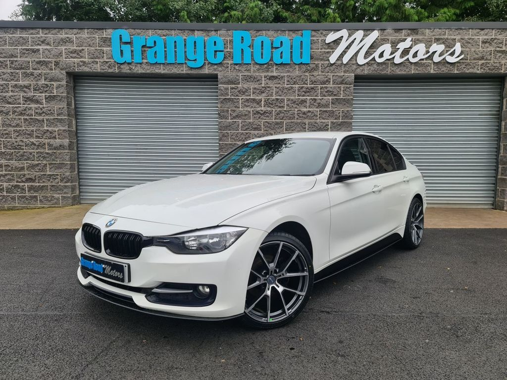 2014 BMW 3 Series 2.0 318D SPORT   M-PERFORMANCE Diesel Manual  – Grange Road Motors Cookstown full