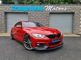 2014 BMW 4 Series 2.0 425D M SPORT Diesel Manual  – Grange Road Motors Cookstown
