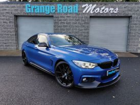 2014 BMW 4 Series 2.0 420D M SPORT GRAN COUPE Diesel Automatic  – Grange Road Motors Cookstown