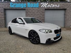 2014 BMW 5 Series 2.0 520D M SPORT   M-PERFORMANCE Diesel Automatic  – Grange Road Motors Cookstown