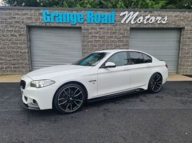 2014 BMW 5 Series 2.0 520D M SPORT Diesel Automatic  – Grange Road Motors Cookstown