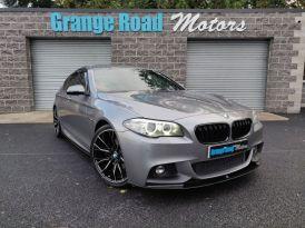 2014 BMW 5 Series 2.0 520D M SPORT   M-PERFORMANCE Diesel Automatic  – Grange Road Motors Cookstown