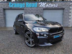 2014 BMW X5 3.0 XDRIVE30D M SPORT    M-PERFORMANCE Diesel Automatic  – Grange Road Motors Cookstown