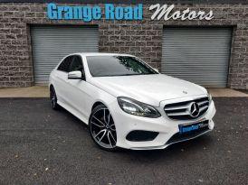 2014 Mercedes-Benz E Class E-CLASS 2.1 E220 BLUETEC AMG LINE Diesel Automatic  – Grange Road Motors Cookstown
