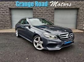 2014 Mercedes-Benz E Class E-CLASS 2.1 E250 CDI AMG SPORT Diesel Automatic  – Grange Road Motors Cookstown