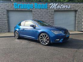 2014 SEAT Leon 1.2 TSI SE TECHNOLOGY Petrol Manual  – Grange Road Motors Cookstown