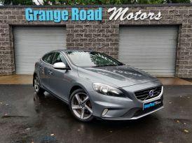 2014 Volvo V40 1.6 D2 R-DESIGN Diesel Manual  – Grange Road Motors Cookstown