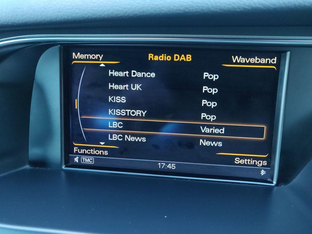 2015 Audi A4 2.0 TDI ULTRA SE TECHNIK Diesel Manual VRT €2108 NOX €390 – Grange Road Motors Cookstown full