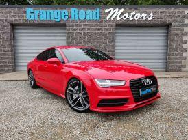 2015 Audi A7 3.0 SPORTBACK TDI QUATTRO BLACK ED Diesel Automatic  – Grange Road Motors Cookstown