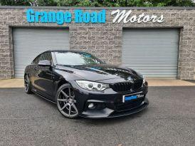 2015 BMW 4 Series 2.0 420D M SPORT Diesel Automatic  – Grange Road Motors Cookstown