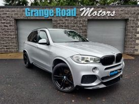 2015 BMW X5 3.0 XDRIVE40D M SPORT   7 SEATER M-PERFORMANCE Diesel Automatic  – Grange Road Motors Cookstown