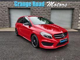 2015 Mercedes-Benz B Class B-CLASS 1.5 B180 CDI AMG LINE PREMIUM Diesel Manual  – Grange Road Motors Cookstown
