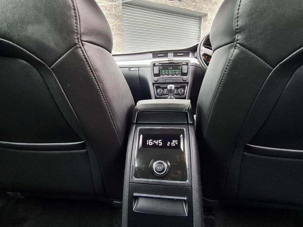 2015 SKODA 2 SUPERB .0 SE TDI CR Diesel Manual  – Grange Road Motors Cookstown full