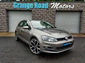 2015 Volkswagen Golf 1.6 MATCH TDI BLUEMOTION TECHNOLOGY Diesel Manual  – Grange Road Motors Cookstown
