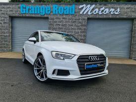 2016 Audi A3 2.0 TDI SPORT Diesel Manual VRT €2881 – Grange Road Motors Cookstown