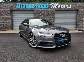 2016 Audi A6 3.0 TDI QUATTRO BLACK EDITION Diesel Automatic  – Grange Road Motors Cookstown