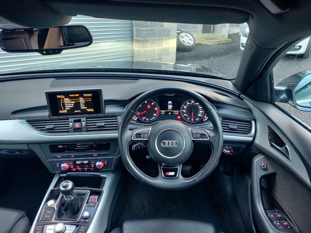 2016 Audi A6 2.0 AVANT TDI ULTRA S LINE Diesel Manual  – Grange Road Motors Cookstown full