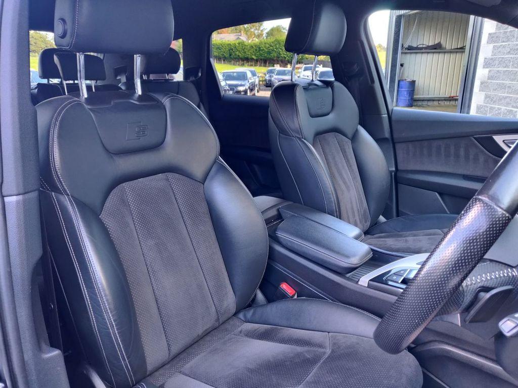 2016 Audi Q7 3.0 TDI QUATTRO S LINE Diesel Automatic  – Grange Road Motors Cookstown full