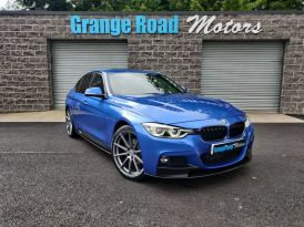 2016 BMW 3 Series 2.0 320D XDRIVE M SPORT Diesel Automatic The VRT €4348 NOX €140 – Grange Road Motors Cookstown