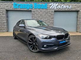 2016 BMW 3 Series 2.0 320D ED PLUS   M-PERFORMANCE Diesel Automatic VRT €3307 NOX €150 – Grange Road Motors Cookstown
