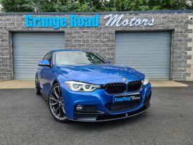 2016 BMW 3 Series 2.0 320D M SPORT   M-PERFORMANCE Diesel Manual  – Grange Road Motors Cookstown
