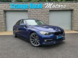 2016 BMW 3 Series 2.0 316D SE   M-PERFORMANCE Diesel Manual  – Grange Road Motors Cookstown