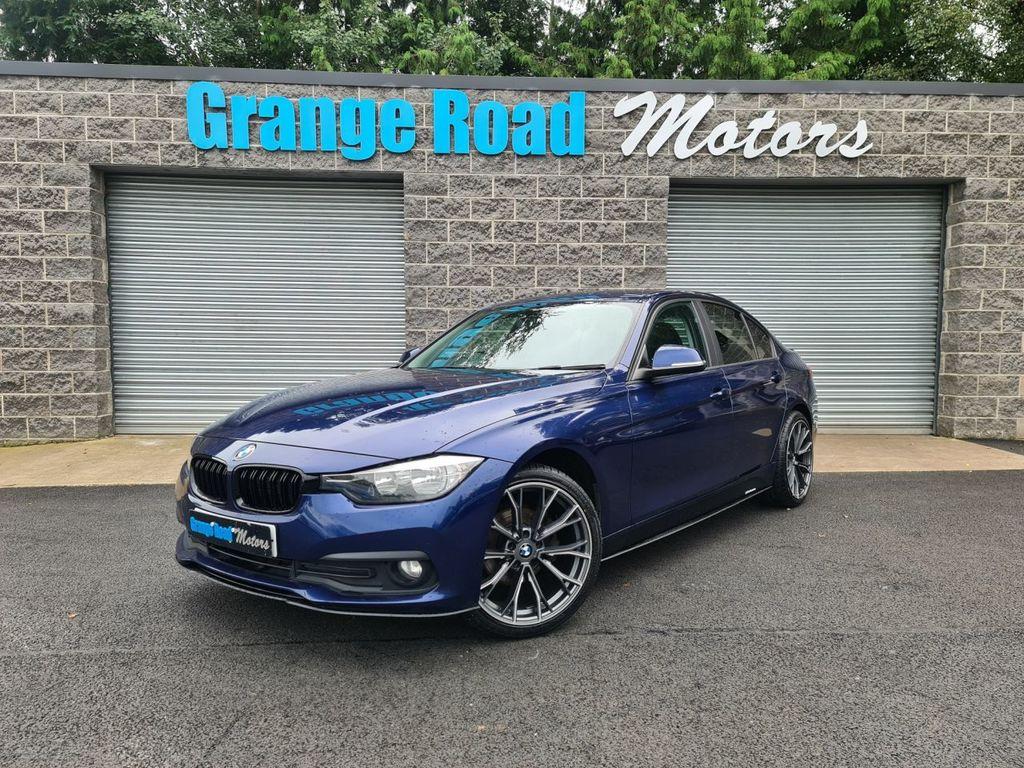 2016 BMW 3 Series 2.0 316D SE   M-PERFORMANCE Diesel Manual  – Grange Road Motors Cookstown full