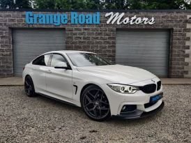 2016 BMW 4 Series 2.0 420D M SPORT GRAN COUPE   *ALLOYS INCLUDED* Diesel Automatic  – Grange Road Motors Cookstown