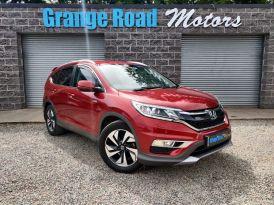 2016 Honda CR-V 1.6 I-DTEC SR Diesel Manual  – Grange Road Motors Cookstown