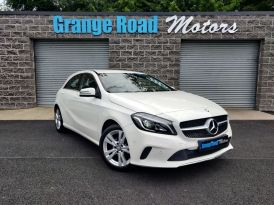 2016 Mercedes-Benz A Class A-CLASS 1.5 A 180 D SPORT PREMIUM Diesel Semi Auto VRT €2673 NOX €300 – Grange Road Motors Cookstown
