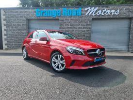 2016 Mercedes-Benz A Class A-CLASS 1.5 A 180 D SPORT PREMIUM Diesel Semi Auto  – Grange Road Motors Cookstown