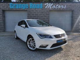 2016 SEAT Leon 1.6 TDI SE TECHNOLOGY   SAT NAV Diesel Manual VRT €1756 NOX €435 – Grange Road Motors Cookstown