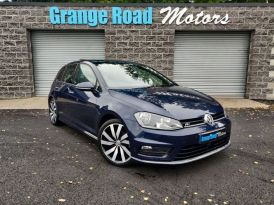 2016 Volkswagen Golf 2.0 R LINE EDITION TDI BLUEMOTION TECHNOLOGY Diesel Manual  – Grange Road Motors Cookstown