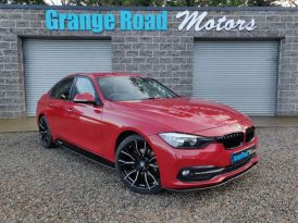 2017 BMW 3 Series 2.0 320D ED PLUS   M-PERFORMANCE Diesel Manual *VRT €4170 NOX €170* SOUTHERN IRL ONLY – Grange Road Motors Cookstown