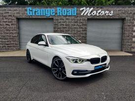 2017 BMW 3 Series 2.0 320D ED SPORT Diesel Manual  – Grange Road Motors Cookstown