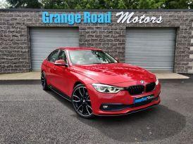 2017 BMW 3 Series 2.0 320D ED PLUS Diesel Automatic  – Grange Road Motors Cookstown