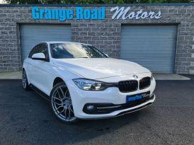 2017 BMW 3 Series 2.0 318D SPORT Diesel Automatic VRT €3537 NOX €120 – Grange Road Motors Cookstown