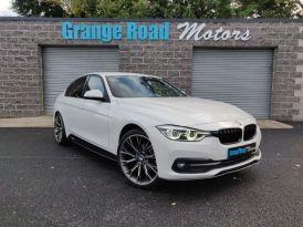 2017 BMW 3 Series 2.0 316D SPORT Diesel Manual  – Grange Road Motors Cookstown