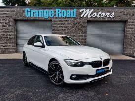 2017 BMW 3 Series 2.0 318D SPORT    M-PERFORMANCE Diesel Automatic VRT €3537 NOX €120 – Grange Road Motors Cookstown
