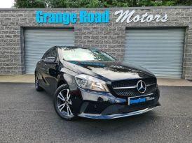 2017 Mercedes-Benz A Class A-CLASS 1.5 A 180 D SE EXECUTIVE Diesel Semi Auto  – Grange Road Motors Cookstown