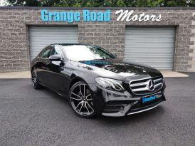 2017 Mercedes-Benz E Class E-CLASS 2.0 E 220 D AMG LINE Diesel Automatic VRT €4877 NOX €275 – Grange Road Motors Cookstown