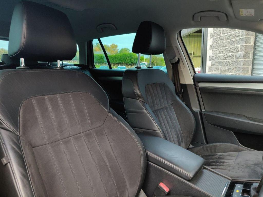 2017 SKODA 2 SUPERB .0 SE BUSINESS TDI Diesel Manual  – Grange Road Motors Cookstown full