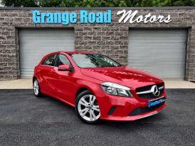 2018 Mercedes-Benz A Class A-CLASS 1.5 A 180 D SPORT Diesel Manual  – Grange Road Motors Cookstown
