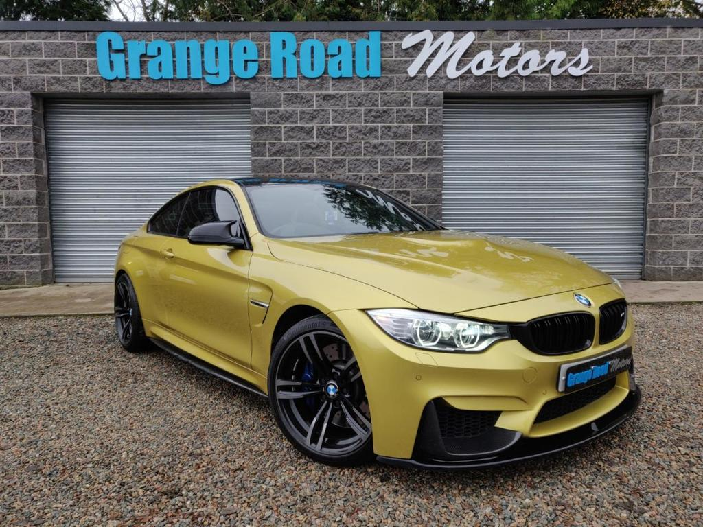 2015 BMW M4 T   3.0     *M// HEADS UP DISPLAY* £1000'S OF EXTRAS! Petrol Semi Auto  – Grange Road Motors Cookstown